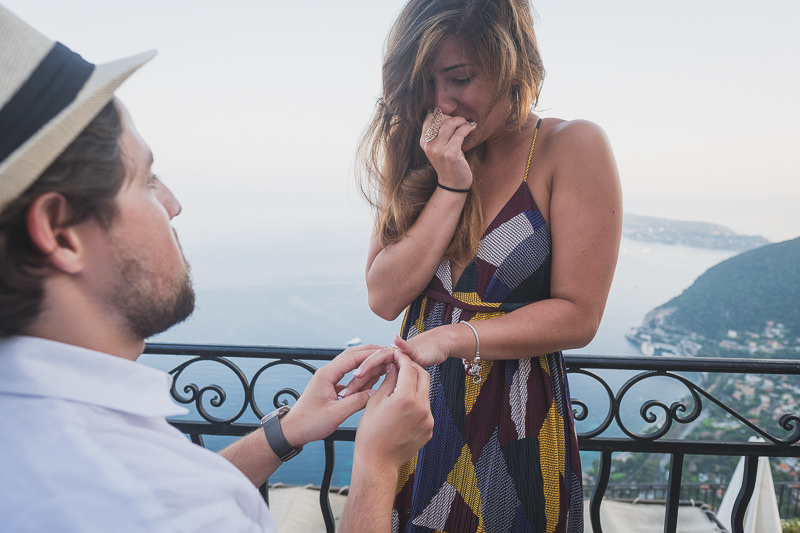 Plan [The perfect] Wedding Proposal on the French Riviera