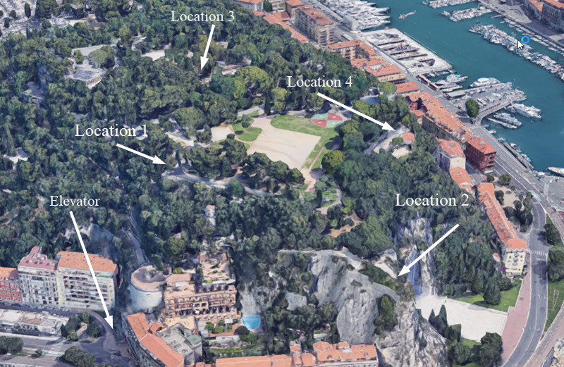 [Plan] Wedding Proposal at Castle Hill Nice [French Riviera]