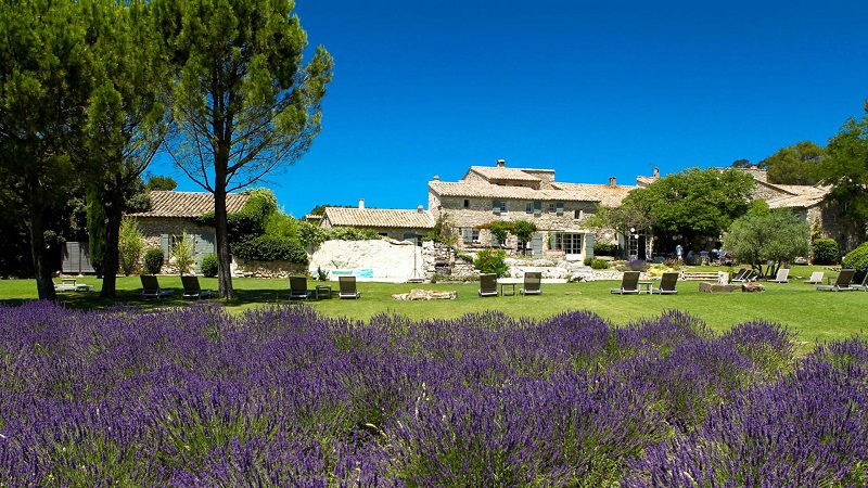 Mas de la Rose wedding venue in Provence lavender