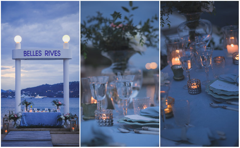 Seaside Elopement wedding South of France French Riviera